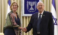 Embassy of Austria Celebrates National Day on Monday, October 26 by Donating to Israelis in Need