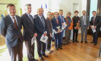 Ahead of Yom HaShoah, EU Ambassadors honour the memory of Jewish deportees from Drancy to Auschwitz