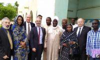 .Israeli Government Economic Delegation Visits Chad