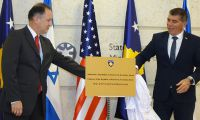 .Israel and Kosovo establish diplomatic relations