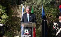 73rd Festa Della Reppublica Celebration at the Ambassador's Residence with Italian Cuisine and Music