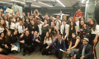 PeaceMUN 2019 Opens the Year with 100 MUN students at the American Center Jerusalem