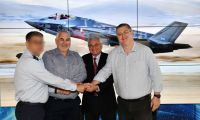 First-of-its-Kind: The Israel Ministry of Defense and Lockheed Martin Sign F-35 Maintenance Agreement