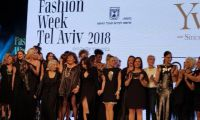 7th Tel Aviv Fashion Week. Premiering at the Tel Aviv Port, March 10-13