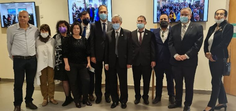 Holocaust Memorial Day: A Special Collaboration between the Israel MFA and the HIT