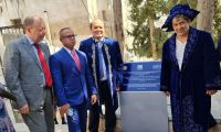 Embassy of Kazakhstan Marks 1150 Years Since Al-Farabi's Birth with Memorial to Medieval Islamic Scholar