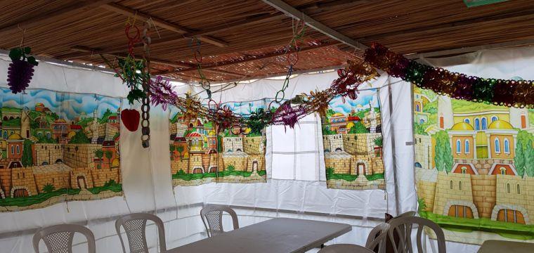 .Sukkot the Joyful Festivity of Israel