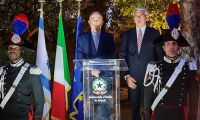 .Italy's National Day Celebration Marks Pays Tribute to Scientific and Medical Cooperation