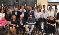.President Rivlin marked the 20th anniversary of the establishment of Accessibility Israel