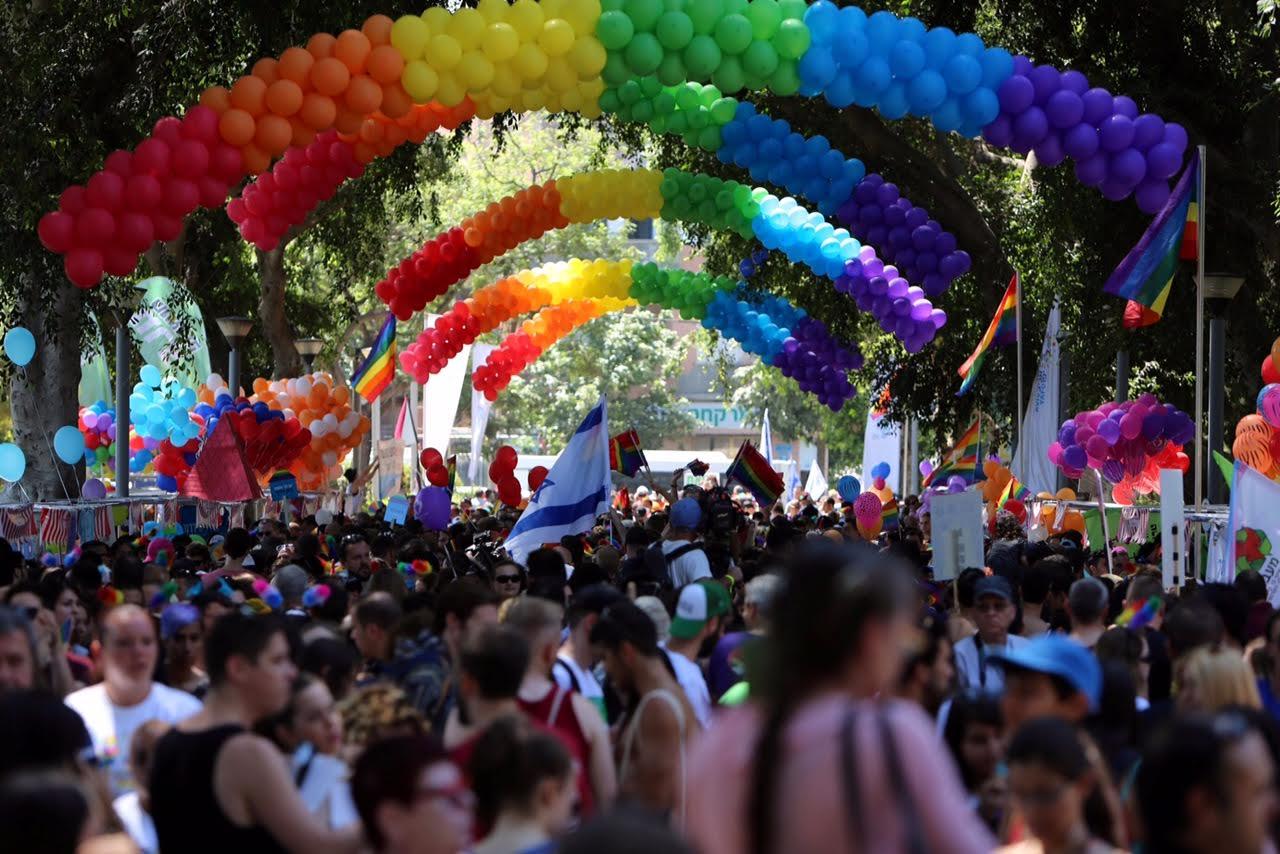 Этим гей парад в израиле ошибаетесь